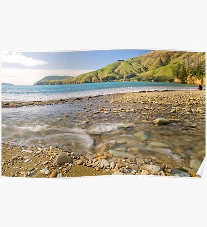 Guards Bay, Marlborough Poster