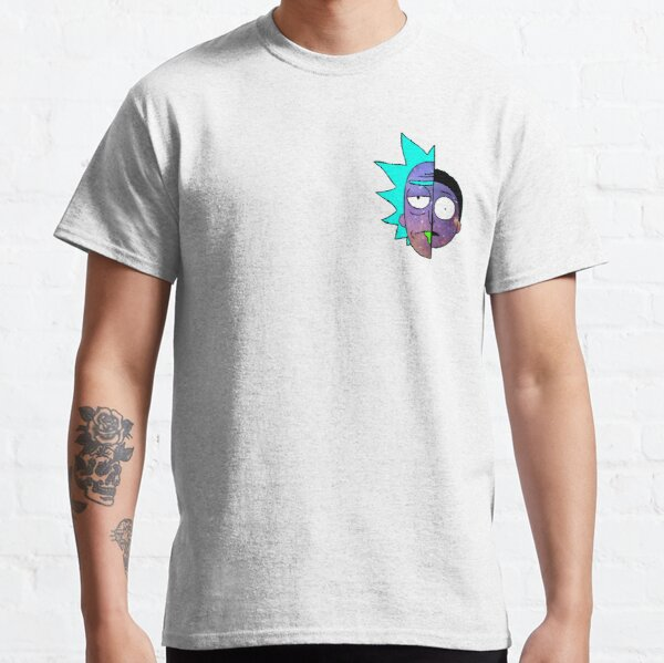 Galactic Rick and Morty Classic T-Shirt