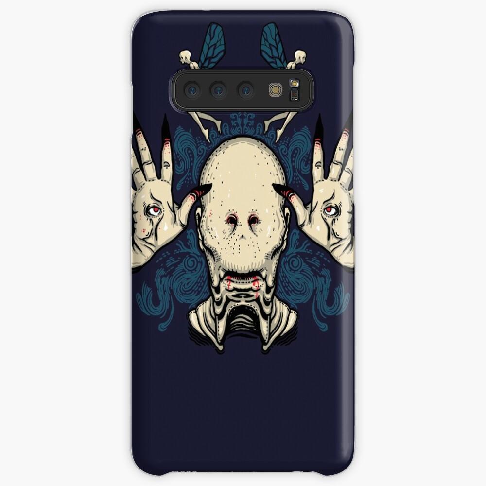 The Pale Man Samsung Galaxy Snap Case