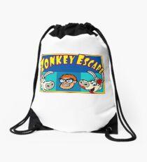 Zonkey Escape 3 stars Drawstring Bag