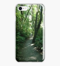 Trail through Discovery Park iPhone Case/Skin