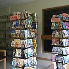 library by Istvan Hernadi