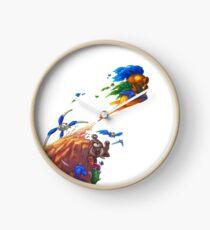 Hyrule's Unlikely Hero Clock