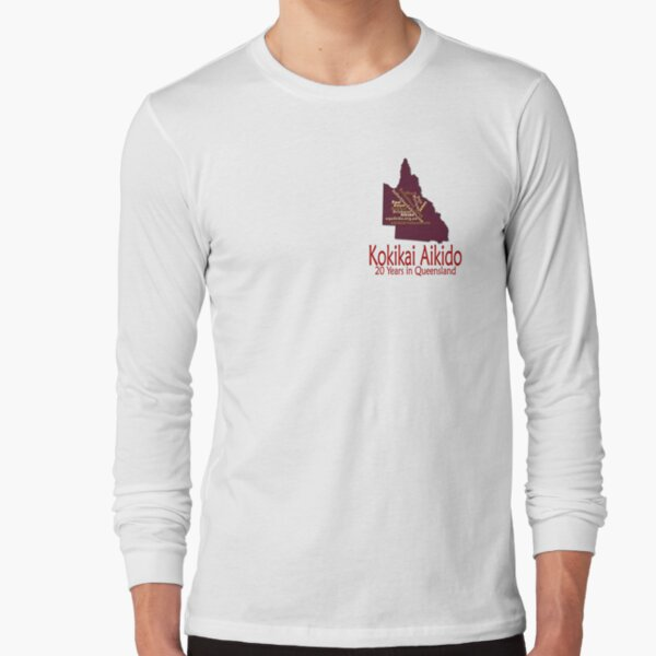 20 Years in Queensland Long Sleeve T-Shirt