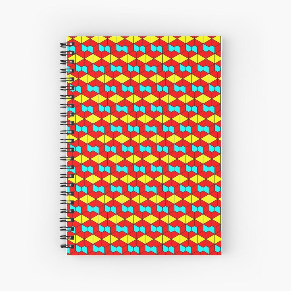 5-uniform_27_dual Spiral Notebook