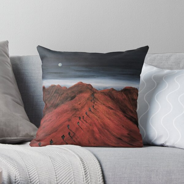 Massada Throw Pillow