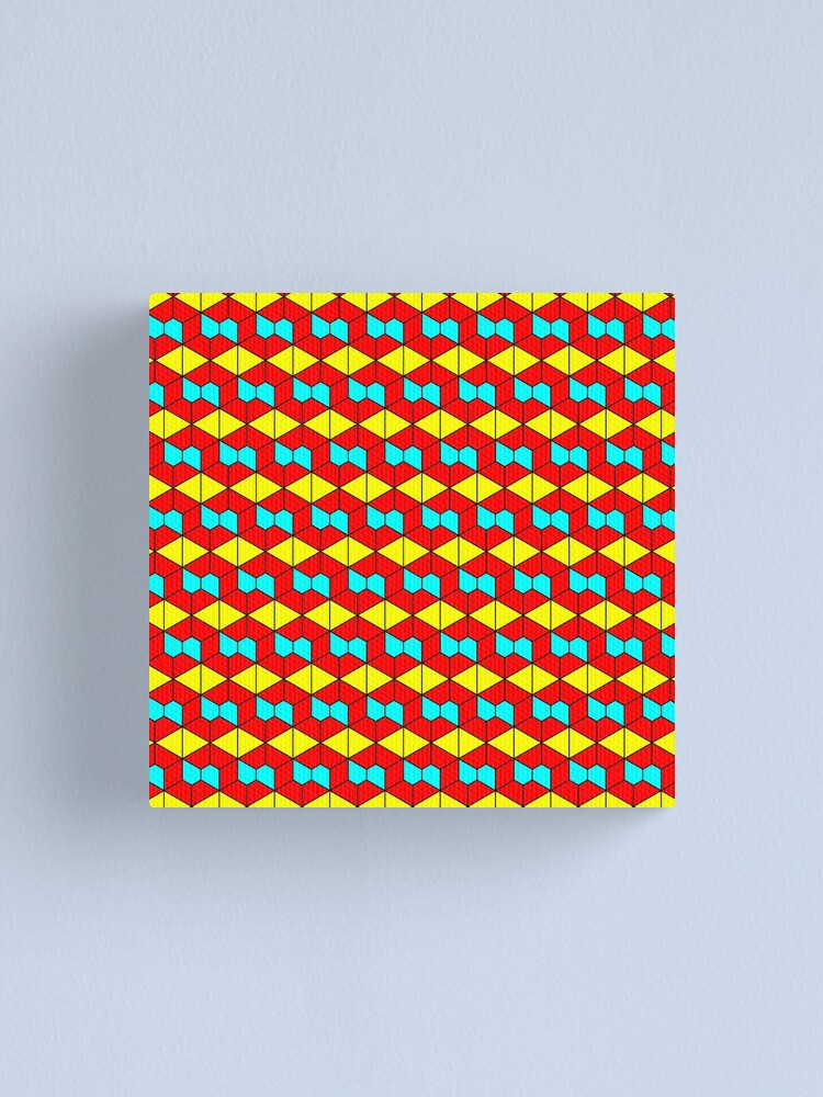 Alternate view of 5-uniform_27_dual Canvas Print