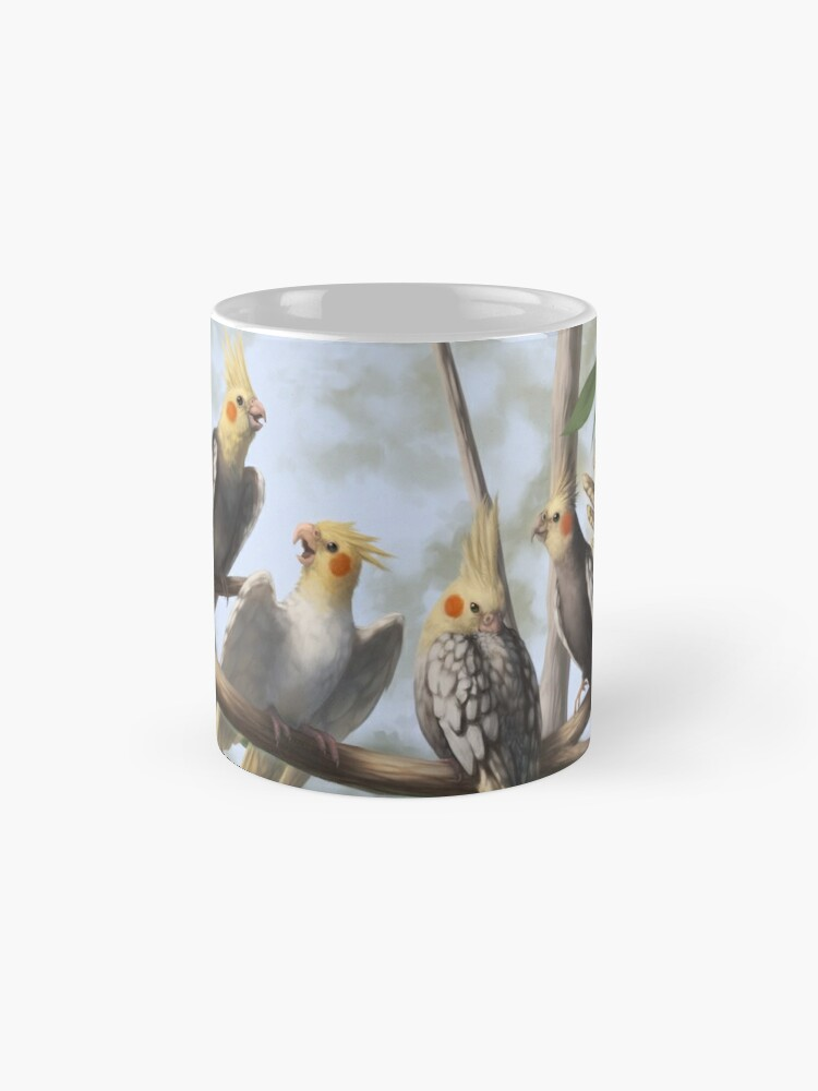 Alternate view of Cockatools Mug