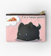 Hangry Potato Zipper Pouch