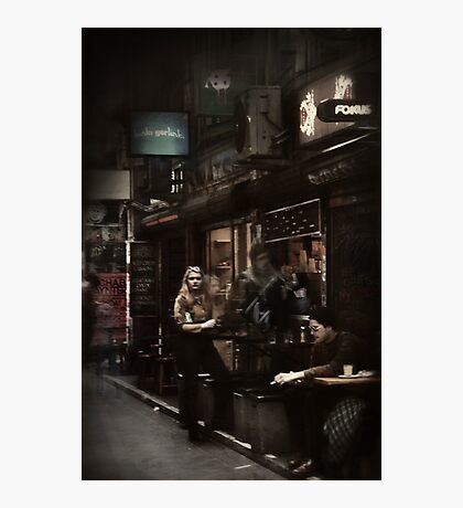 Melbourne's Laneways & Alleys 9 Photographic Print