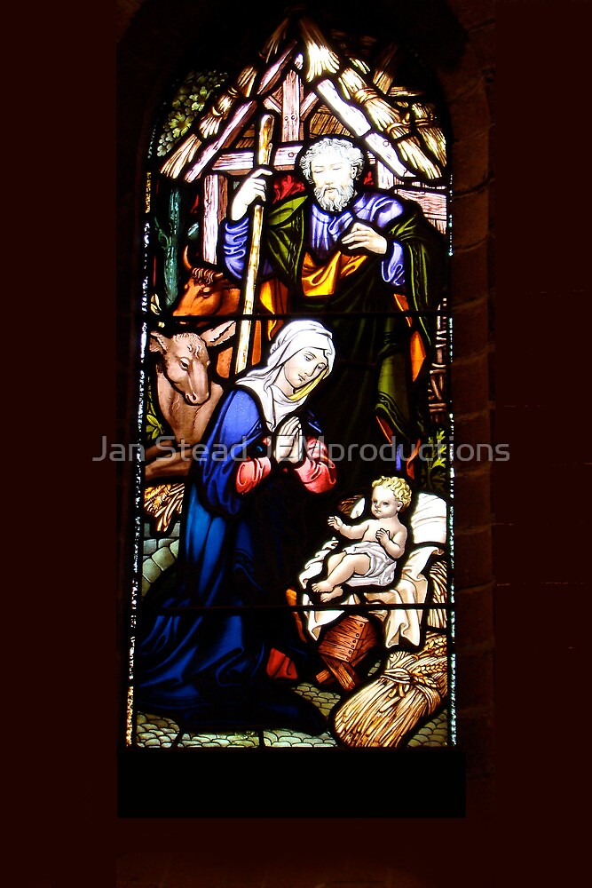 The Nativity by Jan Stead JEMproductions