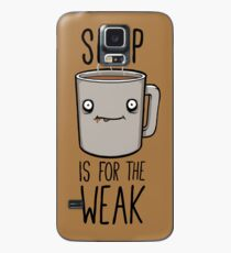 Sleep Is For The Weak Case/Skin for Samsung Galaxy
