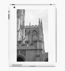 Bath England Abbey 2010 iPad Case/Skin