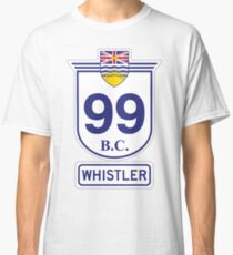 British Columbia 99 - Whistler Classic T-Shirt
