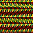 Andean, Peru Inspired Pattern by ys-stephen