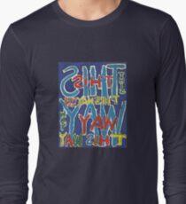 This Way - Brianna Keeper Painting Long Sleeve T-Shirt