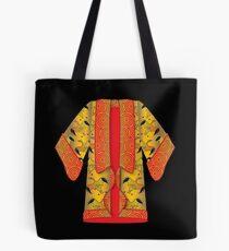 Red Kimono Tote Bag