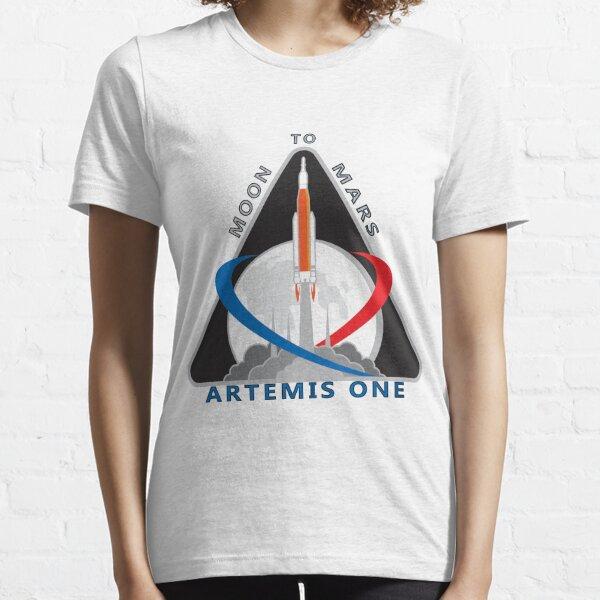 Artemis Mission One Logo Essential T-Shirt