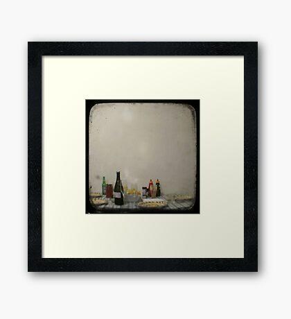 Humble - TTV Framed Print