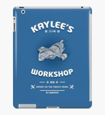 Kaylees Workshop v2 iPad Case/Skin