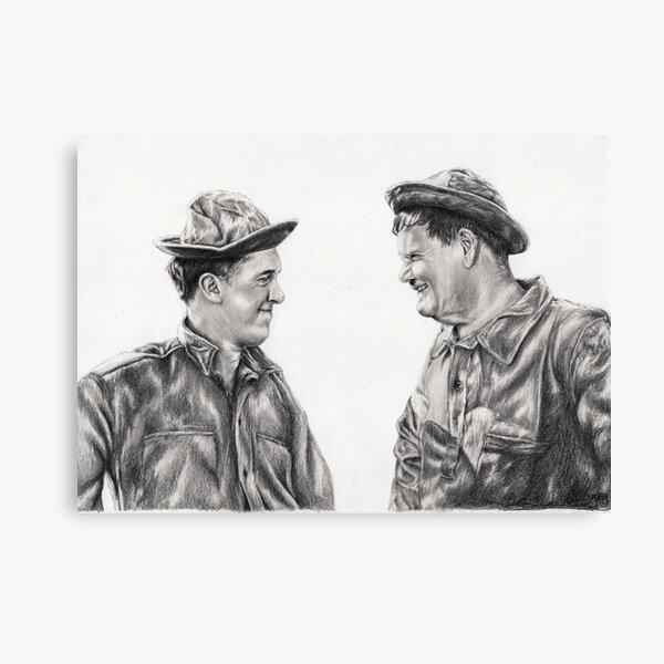 Best Pals Canvas Print