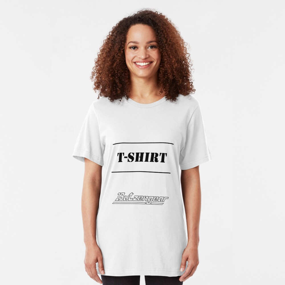 Generic T-Shirt Slim Fit T-Shirt