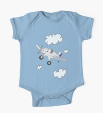 Flyin' Through!  One Piece - Short Sleeve
