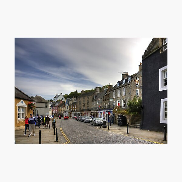 The High Street Photographic Print