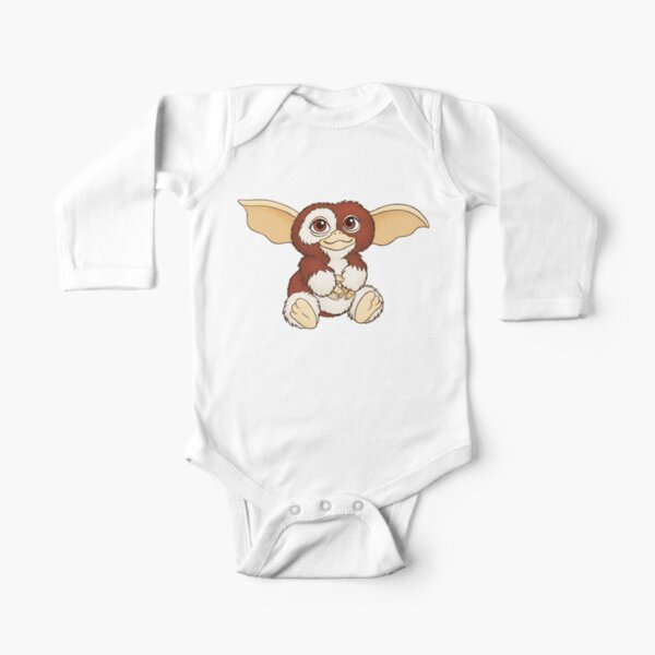 Gizmo Long Sleeve Baby One-Piece