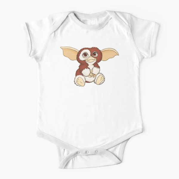 Gizmo Short Sleeve Baby One-Piece