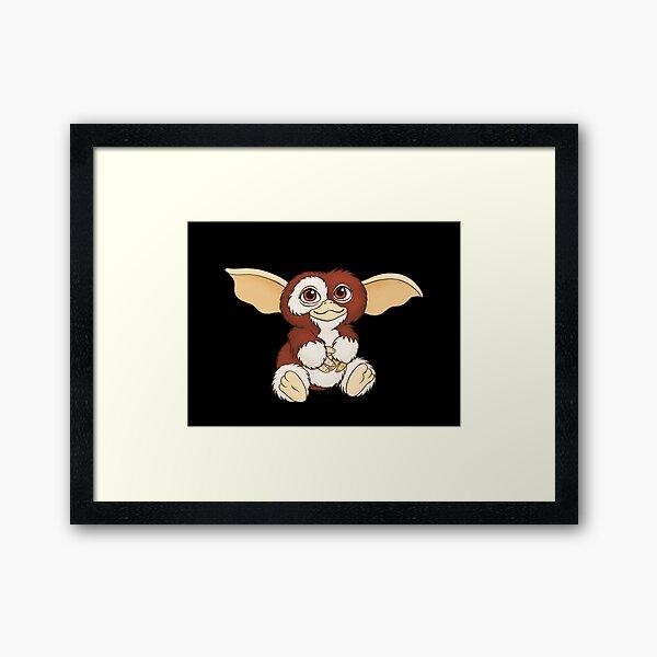 Gizmo Framed Art Print