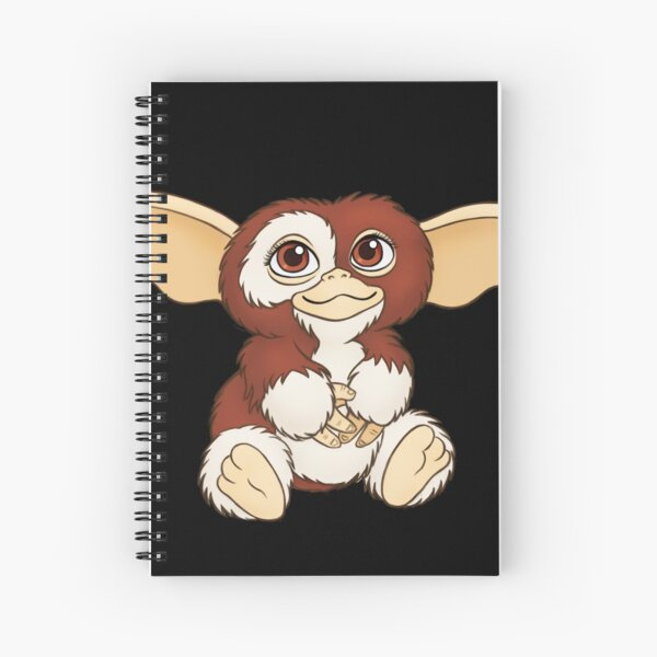 Gizmo Spiral Notebook