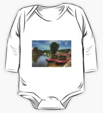 Rosie and Jim One Piece - Long Sleeve
