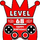 Level 68 Complete by wordpower900