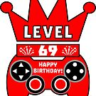 Level 69 Complete by wordpower900