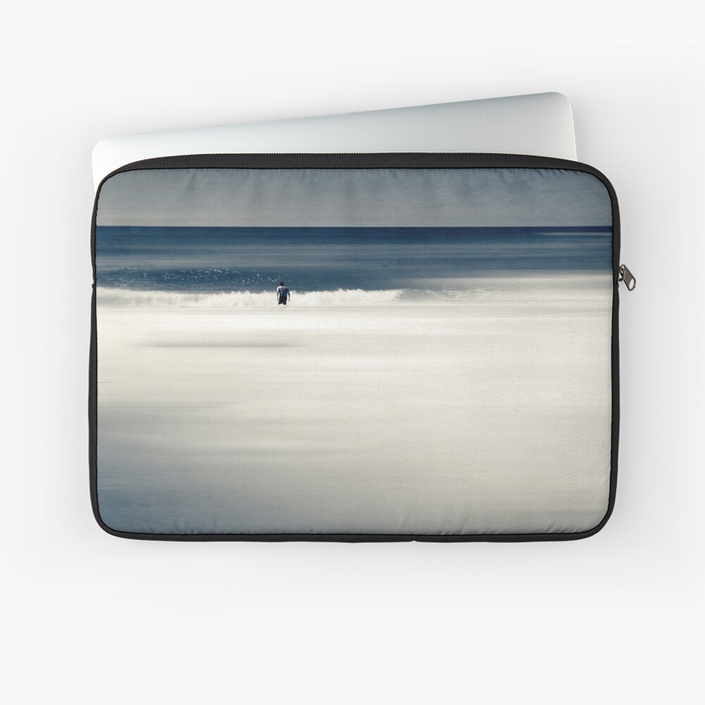 Last Man Standing Laptop Sleeve