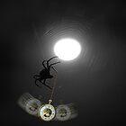 «Araña hipnotiza a su presa.» de ArtStyleAlice