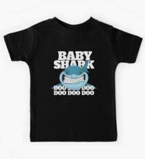 Camiseta para niños My Baby Shark Doo Doo Doo