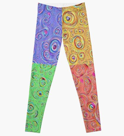 DeepDream Full 8K Leggings