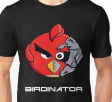 Birdinator alt. Unisex T-Shirt