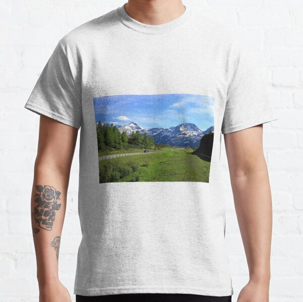 The Simplon Pass Classic T-Shirt