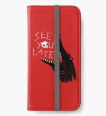 See You Later, Alligator iPhone Wallet/Case/Skin