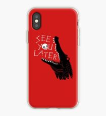 See You Later, Alligator iPhone Case