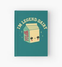 Legend-Dairy Hardcover Journal