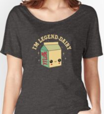 Legend-Dairy Relaxed Fit T-Shirt