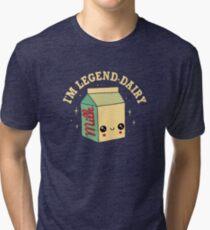 Legend-Dairy Tri-blend T-Shirt