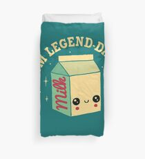 Legend-Dairy Duvet Cover