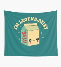 Legend-Dairy Wall Tapestry