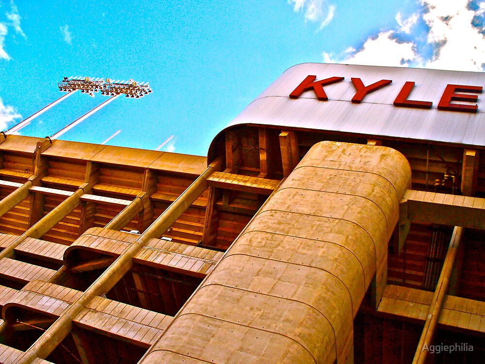 Kyle Field 2, Texas A&M University by Aggiephilia