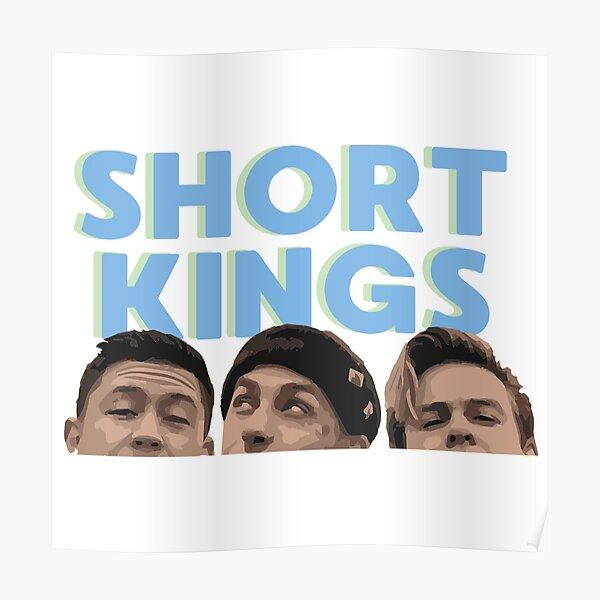 SHORT KINGS ANTHEM - TMG and blackbear Poster